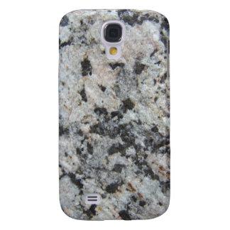 Caso del iPhone 3 del granito Funda Para Galaxy S4