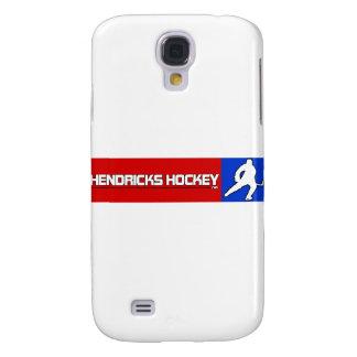 Caso del iPhone 3 del hockey de Hendricks