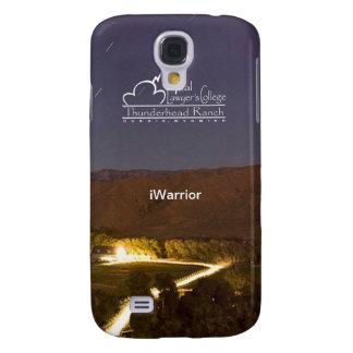 """caso del iPhone 3 del """"iWarrior"""" Funda Para Galaxy S4"""