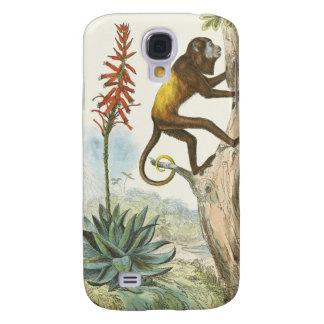 Caso del iPhone 3 del mono