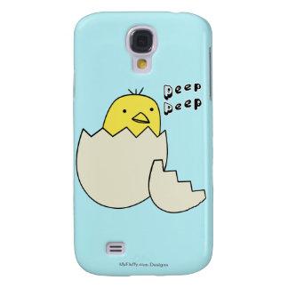 Caso del iPhone 3 del pollo del bebé