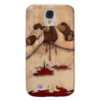 Caso del iPhone 3 del tornado del peluche Carcasa Para Galaxy S4