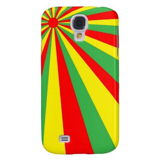 Caso del iPhone 3 del vórtice de Rastafarian