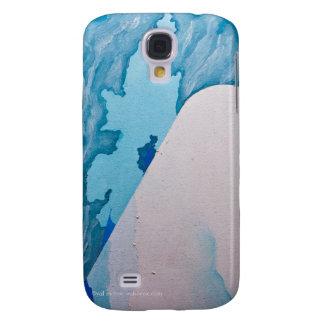 "caso del iPhone 3: ""Oleada de la aguamarina """