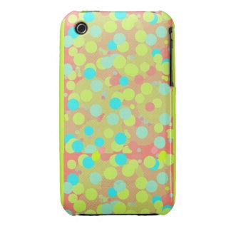 Caso del iPhone 3G/3GS Barely There de la casamata iPhone 3 Case-Mate Coberturas