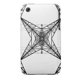 Caso del iPhone 3G/3GS Barely There del pilón Case-Mate iPhone 3 Cárcasas