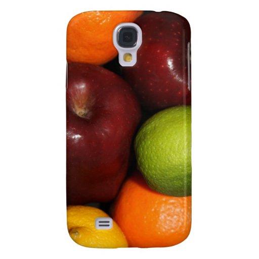 Caso del iPhone 3G/3GS de la fruta fresca Funda Para Galaxy S4
