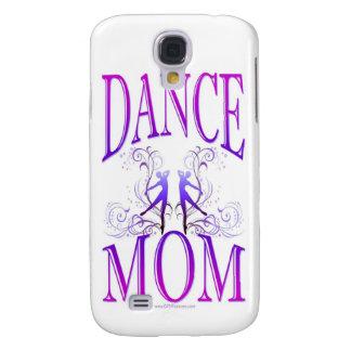 Caso del iPhone 3G/3GS de la mamá de la danza Funda Para Galaxy S4
