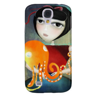 Caso del iPhone 3G/3GS de la muñeca del pulpo