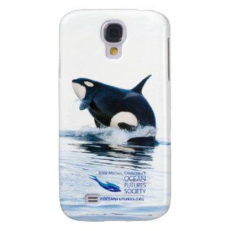 Caso del iPhone 3G/3GS de la orca Funda Para Galaxy S4
