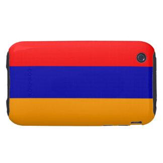 Caso del iPhone 3G/3GS de Tough™ de la casamata de iPhone 3 Tough Carcasas