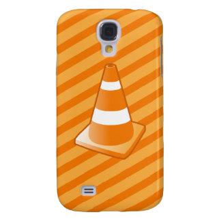 Caso del iPhone 3g 3gs del cono de la seguridad de