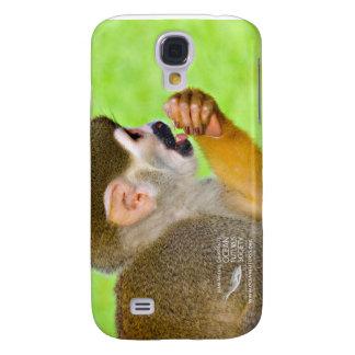 Caso del iPhone 3G/3GS del mono de ardilla Funda Samsung S4