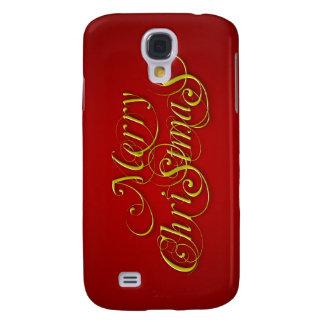 Caso del iPhone 3G/3GS del navidad del vintage Funda Samsung S4