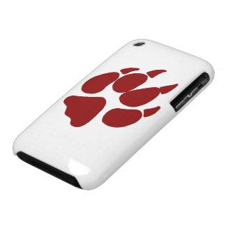 Caso del iPhone 3G/3GS del paquete de HotterThanHe Case-Mate iPhone 3 Carcasa