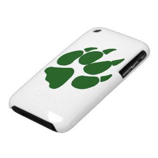 Caso del iPhone 3G/3GS del paquete de HotterThanHe iPhone 3 Case-Mate Protector