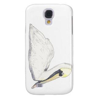 Caso del iPhone 3G/3GS del pelícano Funda Para Galaxy S4