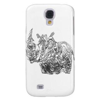 Caso del iPhone 3G/3GS del rinoceronte Funda Para Galaxy S4