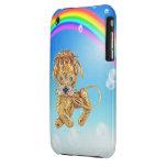 Caso del iPhone 3G de la foto y del arco iris de l iPhone 3 Case-Mate Cárcasas