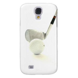 Caso del iPhone 3G de la pelota de golf y del club