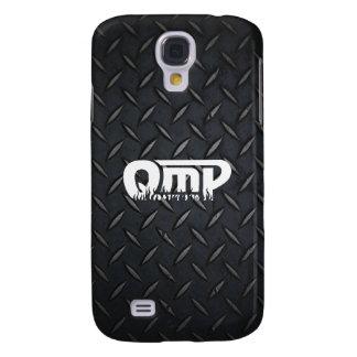 Caso del iphone 3G de la placa del diamante de QmP Funda Para Galaxy S4