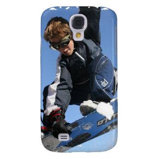 Caso del iPhone 3G de la snowboard del adolescente