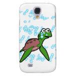 Caso del iPhone 3G de la tortuga