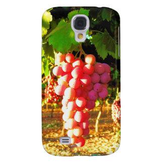 Caso del iPhone 3G de las uvas de California