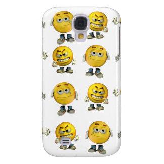 Caso del iPhone 3G de los Emoticons