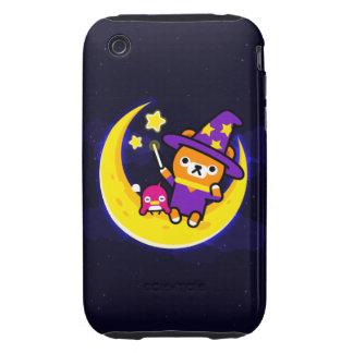 Caso del iPhone 3G de Tappi Halloween Tough iPhone 3 Coberturas