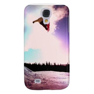 Caso del iPhone 3G del aire de la snowboard
