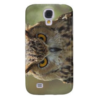 Caso del iPhone 3G del búho Funda Para Galaxy S4