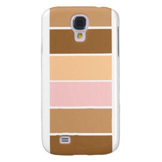 caso del iphone 3G del café del helado Funda Para Galaxy S4