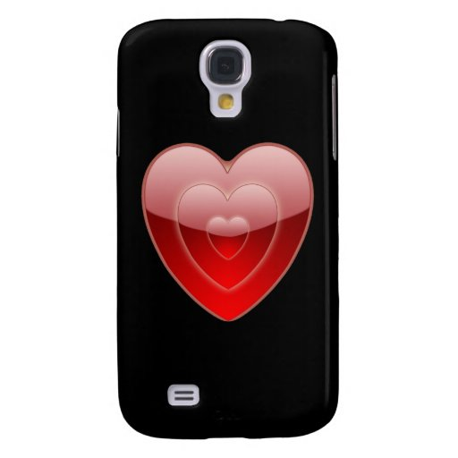 Caso del iPhone 3G del corazón del amor