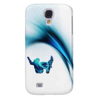 Caso del iPhone 3G del diseño de la snowboard