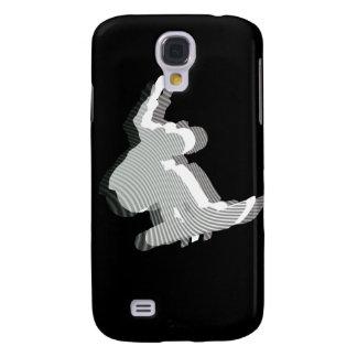 Caso del iPhone 3G del diseño del logotipo de la s