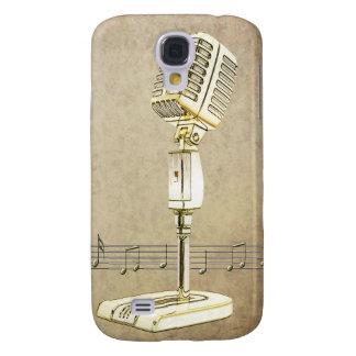 Caso del iPhone 3G del diseño del micrófono del vi