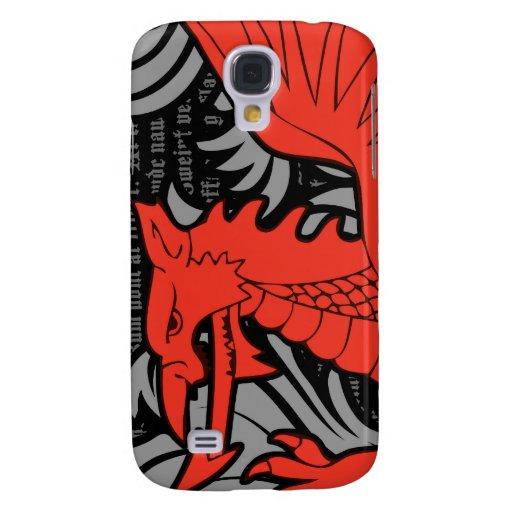 Caso del iPhone 3G del dragón Galés