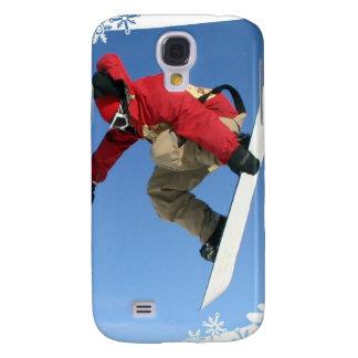 Caso del iPhone 3G del gancho agarrador de la snow