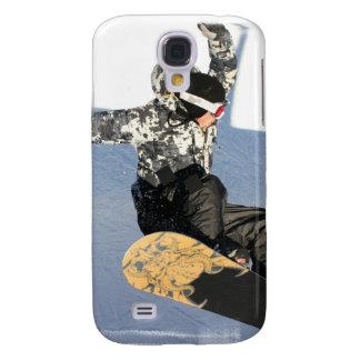 Caso del iPhone 3G del lanzamiento de la snowboard