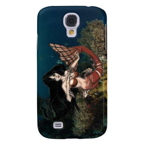 Caso del iPhone 3G del mar de la sirena Carcasa Para Galaxy S4