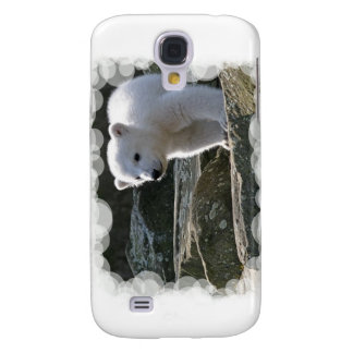 Caso del iPhone 3G del oso polar del bebé
