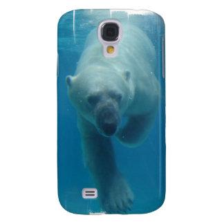 Caso del iPhone 3G del oso polar que nada