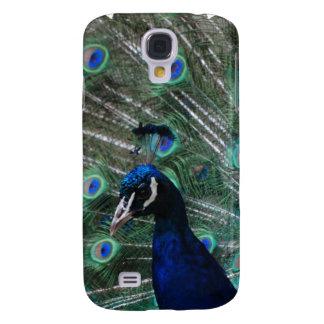 Caso del iPhone 3G del pájaro del Peafowl