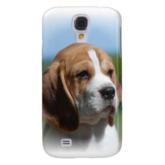 Caso del iPhone 3G del perrito del beagle