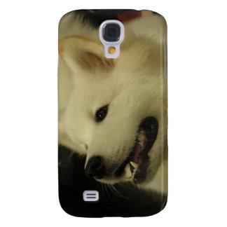 Caso del iPhone 3G del perrito del samoyedo