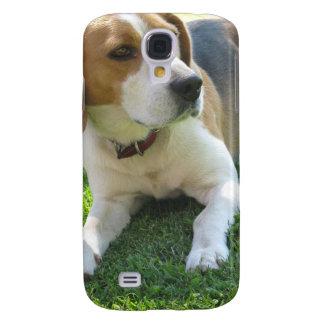 Caso del iPhone 3G del perro de caza del beagle