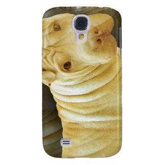 Caso del iPhone 3G del perro de Shar Pei