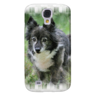 Caso del iPhone 3G del perro de Sheltie