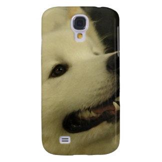 Caso del iPhone 3G del perro del samoyedo